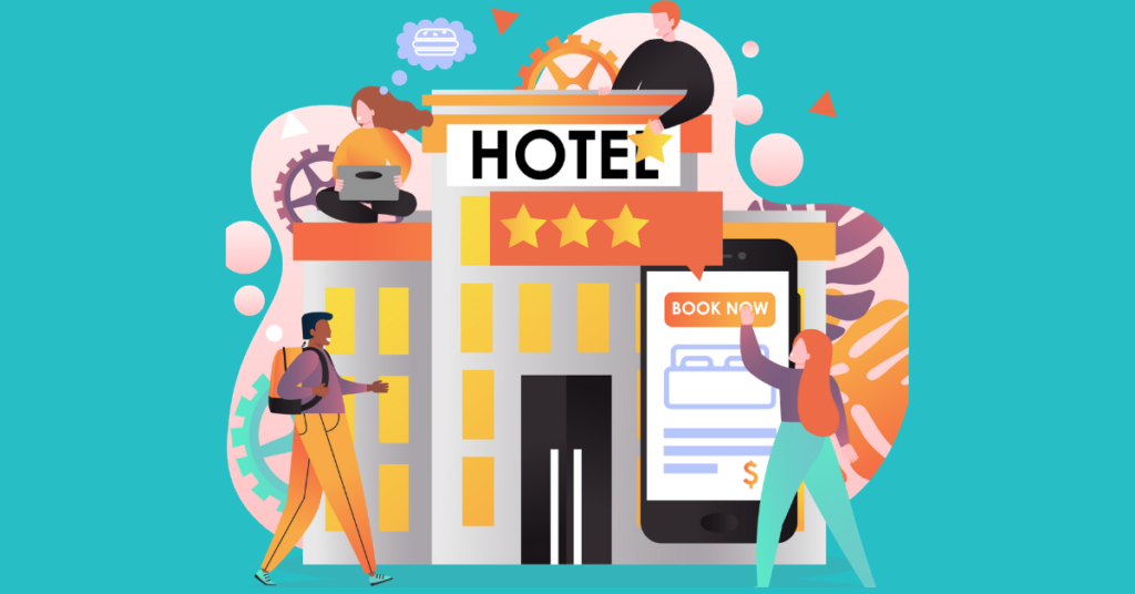marketing for hospitality