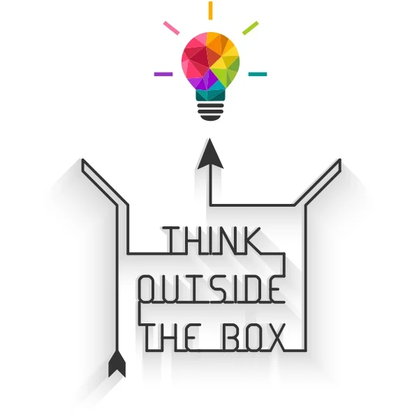 Think outside the box to garner the media's interest