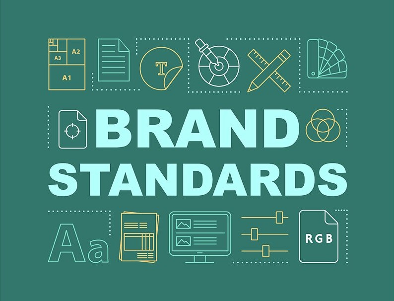 Brand standards guide